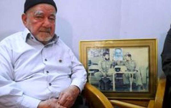 پدر شهیدان «حسینی واعظ» به فرزندان شهیدش پیوست