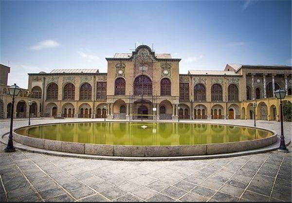 زیباترین عمارت تهران بازگشایی شد + عکس