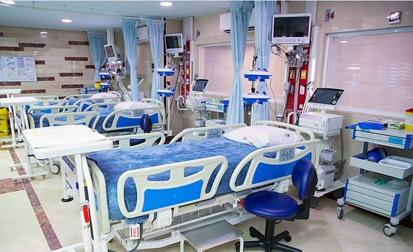 ۱۰۰ تخت در بیمارستان های تامین اجتماعی گلستان فعال است