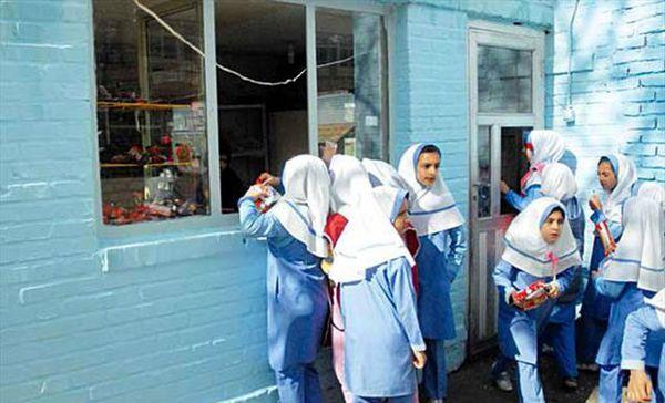 فروش این مواد غذایی در بوفه مدارس ممنوع است