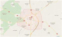 آزادی 120 کیلومترمربع در شمال حماة سوریه طی چند روز اخیر