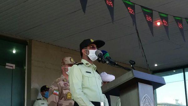 نیروی انتظامی در تمامی عرصه ها کنار مردم است