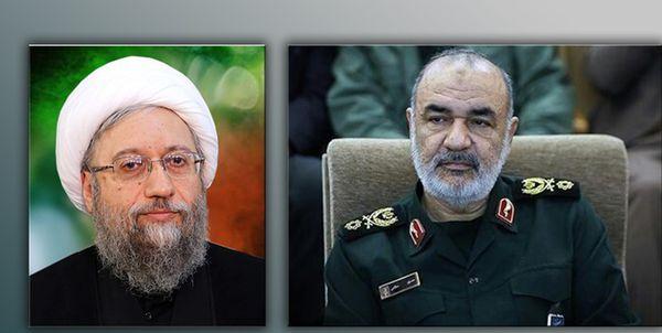 پیام تبریک رئیس مجمع تشخیص مصلحت نظام به فرمانده جدید سپاه پاسداران