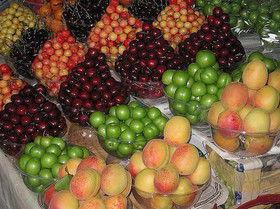 راهاندازی ۱۱۵ مرکز عرضه میوه شب عید در گلستان