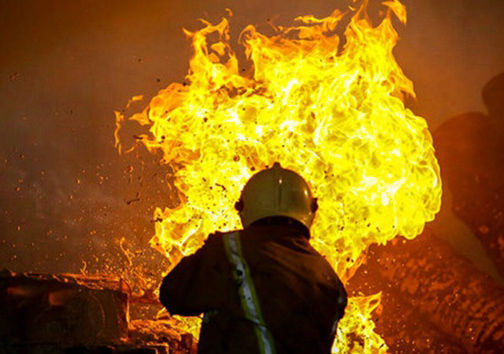 فیلم/ دومین آتش سوزی گسترده در تهران!