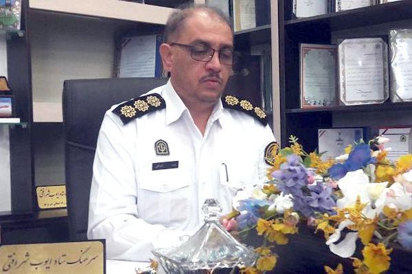 ۷۵۸۰ گواهی نامه رانندگی در گلستان صادر شد