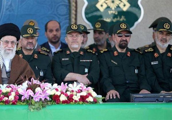 از اولین فرمانده سپاه پاسداران سردار منصوری تا هشتمین فرمانده سردار سلامی + تصاویر