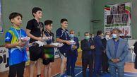 نوجوانان برتر بدمینتون گلستان معرفی شدند/ تجلیل از امیدهای آینده ورزش گلستان