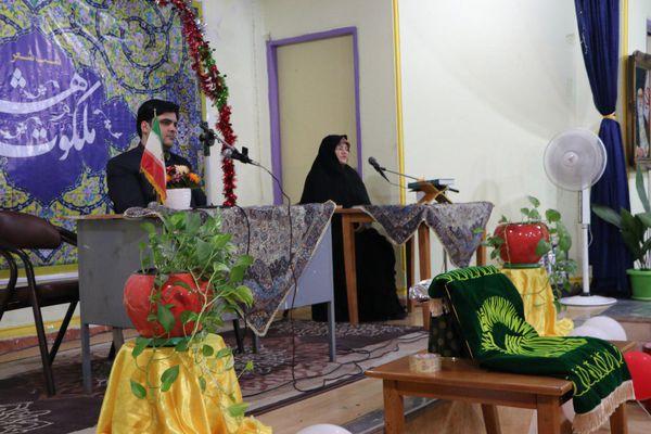 عصر شعر ملکوت هشتم در گرگان برگزار شد + تصاویر