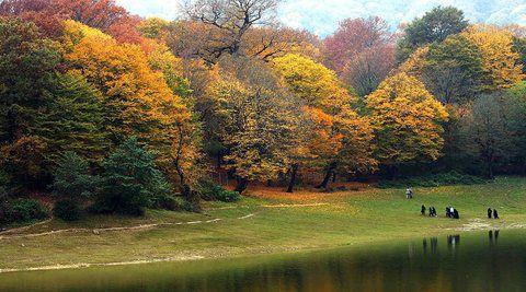 """برگزاری جشنواره """"پاییز هزار رنگ گرگان"""""""