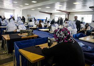 اشتغال و کارآفرینی برای زنان زندانی در گلستان