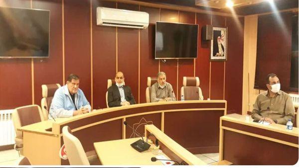حضور رئیس سازمان مدیریت بحران کشور در گلستان