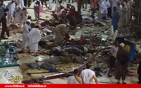همه بی کفایتی های آل سعود در برگزاری مناسک حج