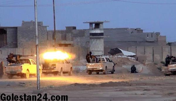 داعش به کمک چه کسی شمال عراق را تصرف کرد؟