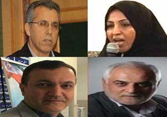 ثبت نام 4 کاندیدای دیگر مجلس در حوزه انتخابیه گرگان و آق قلا + تصاویر و سوابق