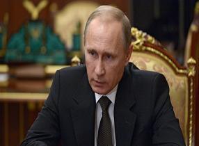 رونمایی روسیه از نقشه خطرناک پوتین