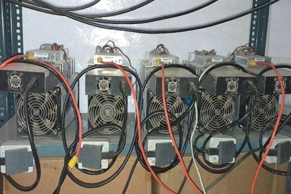 ۲۰ دستگاه استخراج ارز دیجیتال در گالیکش کشف شد