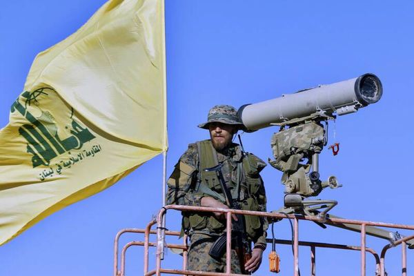 فیلم/ نیروهای ویژه حزبالله در سراقب