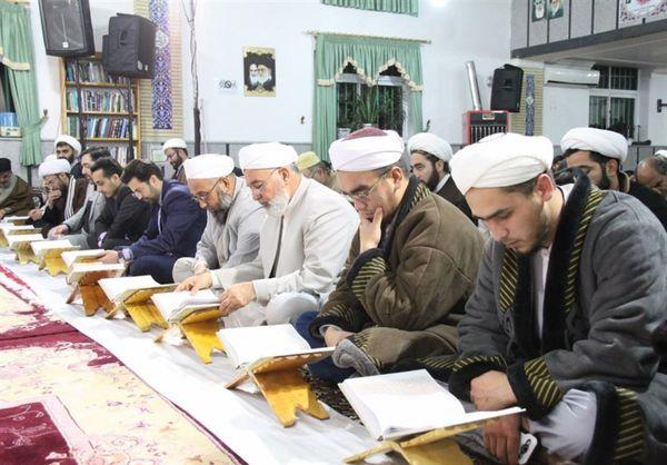 """طرح """"کاروان عطر قرآن در فجر انقلاب"""" در استان گلستان اجرا شد+ تصاویر"""