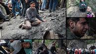 ادامه تلاشها برای یافتن ۱۳ معدنچی
