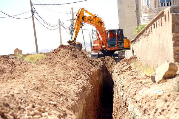 تنها ۴ شهر گلستان سیستم جمع آوری فاضلاب دارد