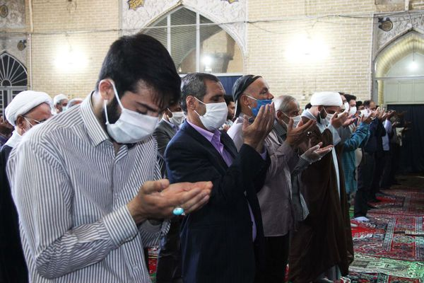 نماز جمعه و عیدقربان فردا در گلستان برگزار نمیشود