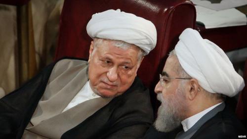 طنز/ نامه روحانی به هاشمی رفسنجانی