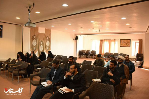 گزارش تصویری/اولین جلسه دوره نهج البلاغه