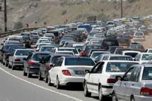پرترددترین جادههای کشور و محدودیت ترافیکی راهها