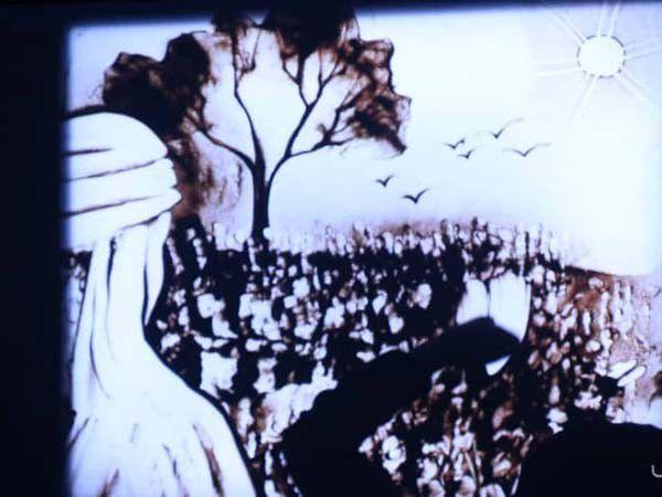 روایت حضور نورانی امام حسن عسکری(ع) در گرگان با هنرمندی فاطمه عبادی