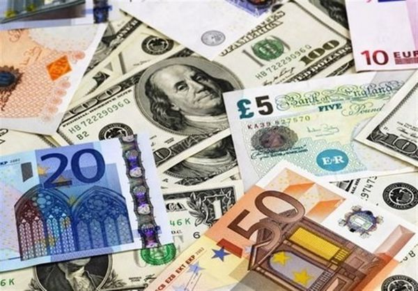 نرخ ۸ ارز بین بانکی ثابت ماند + جدول