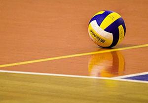 حضور نونهالان والیباللیست گلستان در مسابقات کشوری