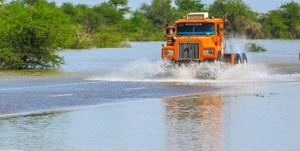 سیل به بیش از ۴۱ هزار میلیارد ریال به زیربناهای حمل و نقل جادهای کشور خسارت زد + جدول