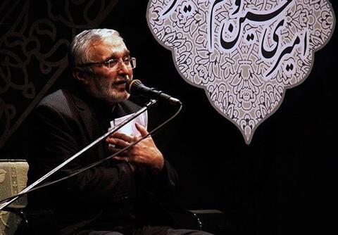 فیلم/ شب دوم محرم با نوای حاج منصور ارضی