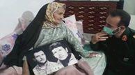 هویت شهید گمنام مصلای دلند مشخص شد