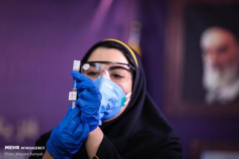 فیلم/ واکسن ایرانی کرونا از چه چیزی درست شده است؟