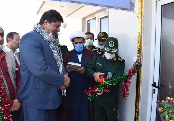 سپاه استان گلستان ۴۸ واحد مسکونی را در مناطق سیلزده تحویل محرومان داد