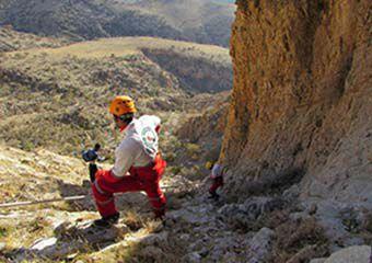 جسد مرد کوهنورد گلستانی پیدا شد
