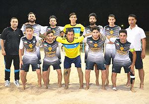 برگزاری دربی شمال کشور در لیگ برتر فوتبال ساحلی