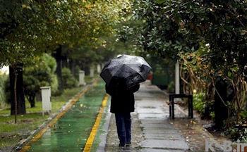 بارشهای رگباری تا روز چهارشنبه در استان ادامه دارد