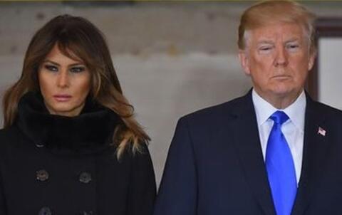 فیلم/ کشیش آمریکایی: همسر زیبای ترامپ در برابر کرونا ایمن است!