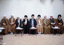 تصاویر/ دیدار اعضای خبرگان با رهبرانقلاب