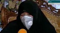 فیلم/ نخستین مصاحبه همسر شهید فخری زاده