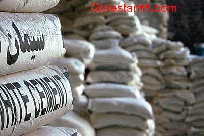 صادرات سیمان استان گلستان