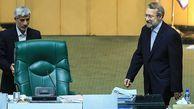 «لاریجانی» رئیس مجلس ماند