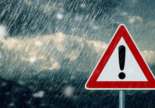هواشناسی ایران ۹۸/۱۰/۱۶ ورود سامانه بارشی جدید به کشور/ بارش برف و باران در برخی استانها