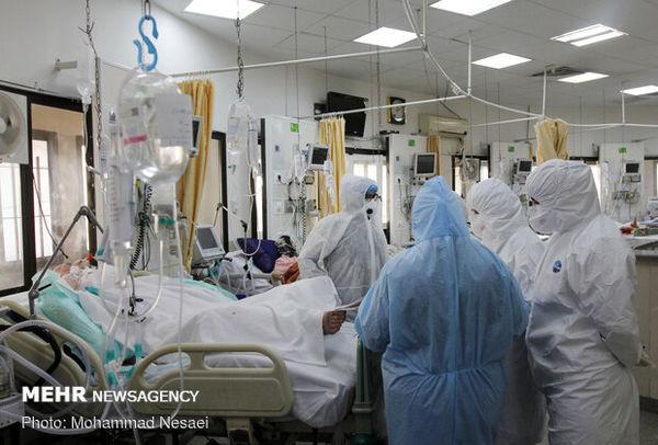 تلاش کادر درمان برای رهایی گلستان از کرونا/ شیب نزولی شد