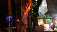 بنرهای غیرمجاز تبلیغات انتخابات از سطح شهر گرگان جمع آوری می شود