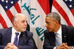حاج قاسم موضوع گفتگوی اوباما و العبادی