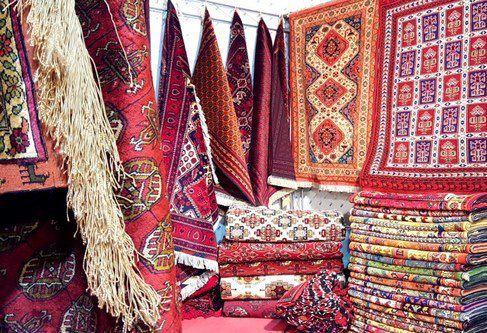 صادرات فرش دستبافت گلستان 60 درصد افزایش یافت